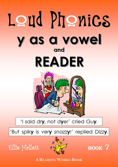 Book - y as a vowel READER