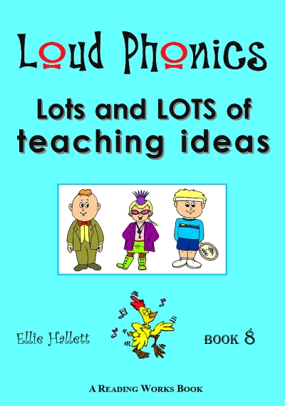 Lots and LOTS of teaching ideas for phonics