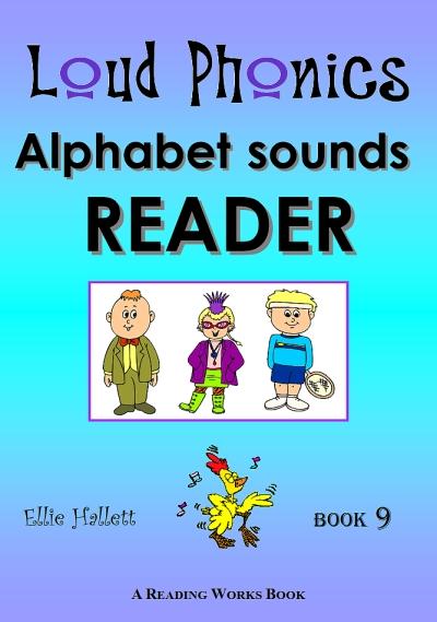 Alphabet sounds READER