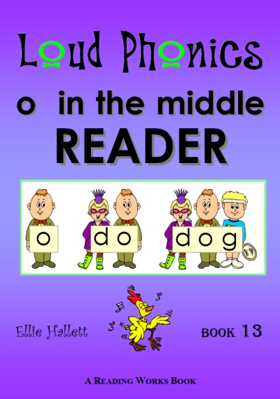 CVC - o in the middle READER