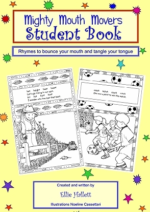Mighty Mouth Movers - Student Book
