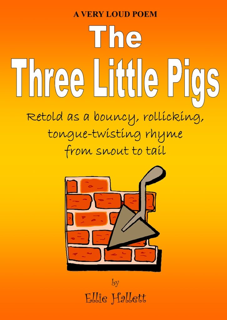 The Three Little Pigs - in Rhyme for shared reading