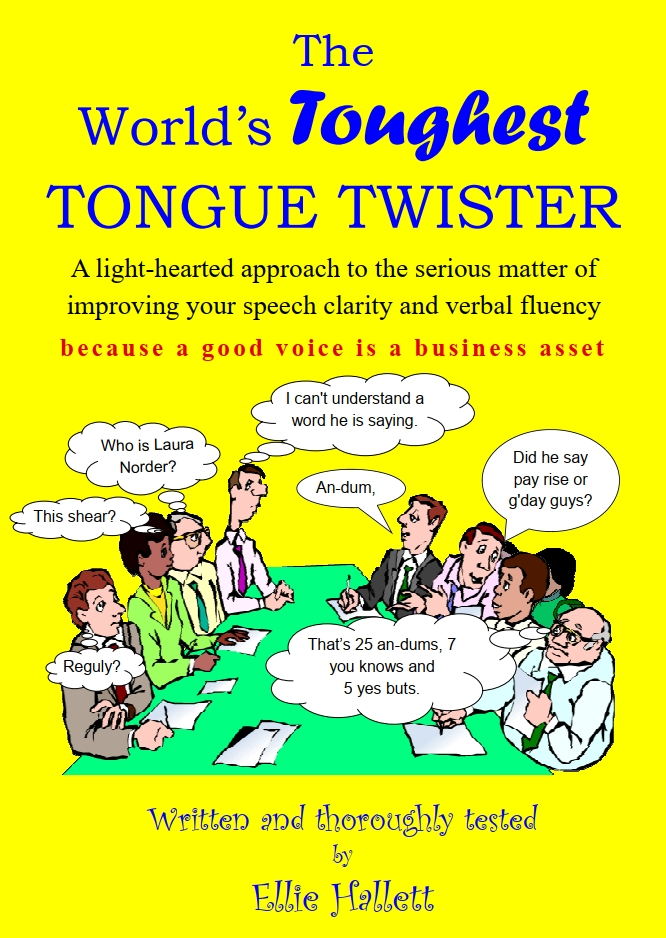The World's Toughest Tongue Twister by Ellie Hallett