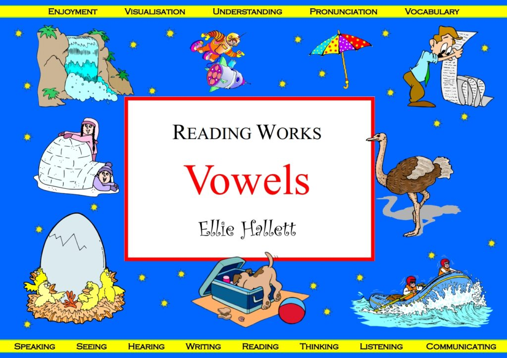 Reading Works Vowels The Science of Reading