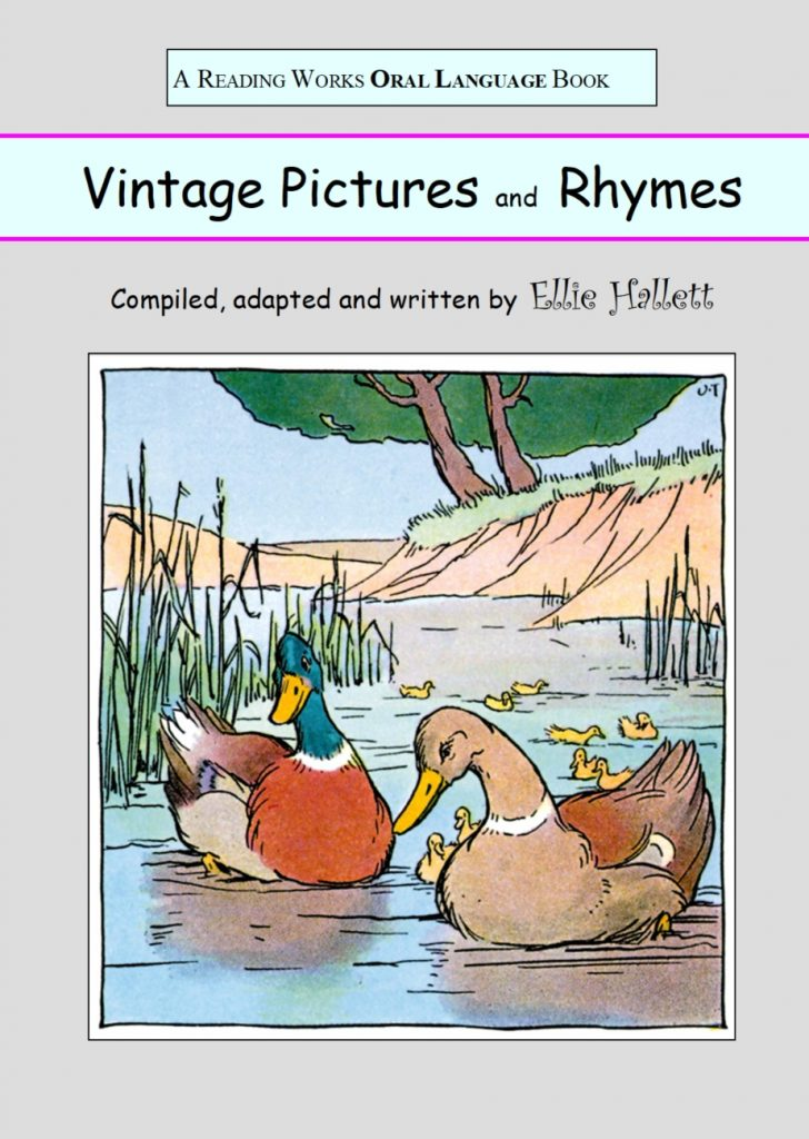 Vintage Pictures and Rhymes